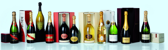Christmas Champagne Gifts